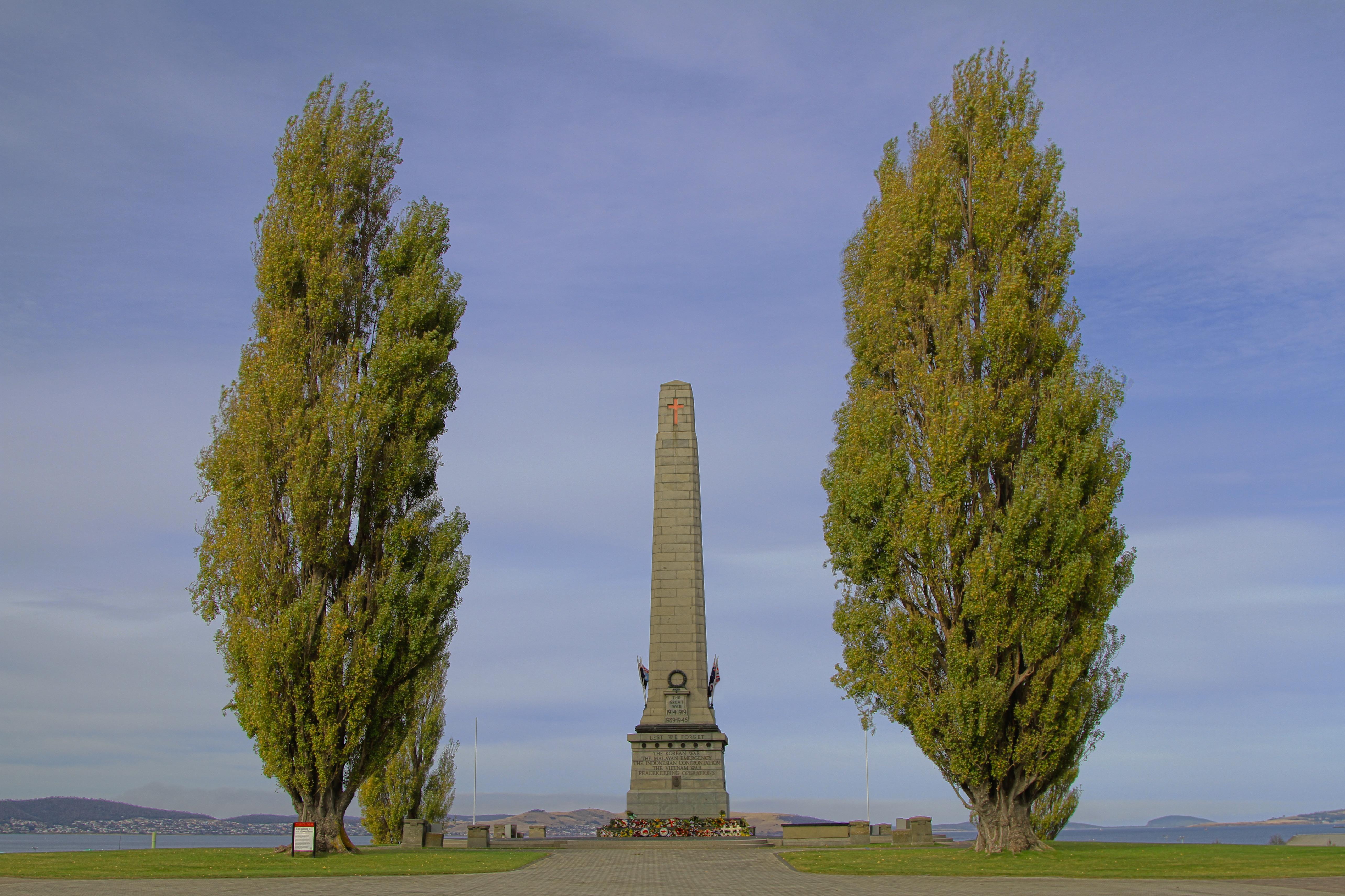Hobart Cenotaph, Tasmania